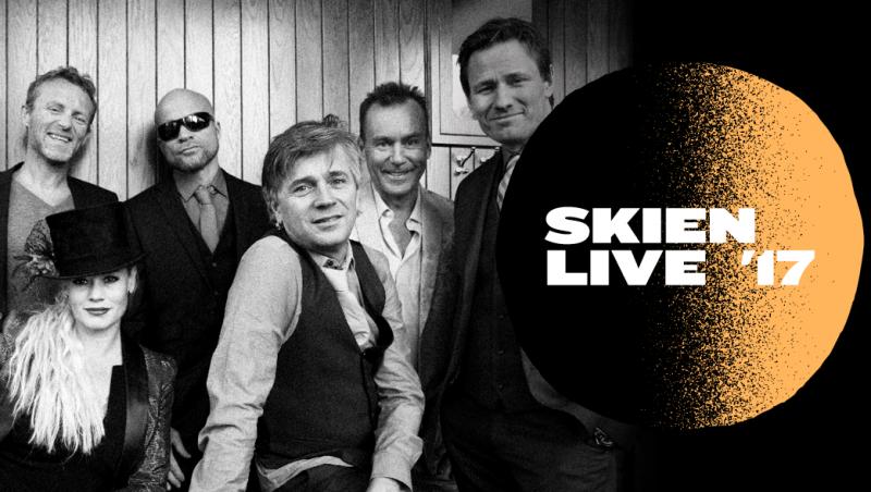 SKIEN: <br>Skien Live - Di Derre med Hu Derre