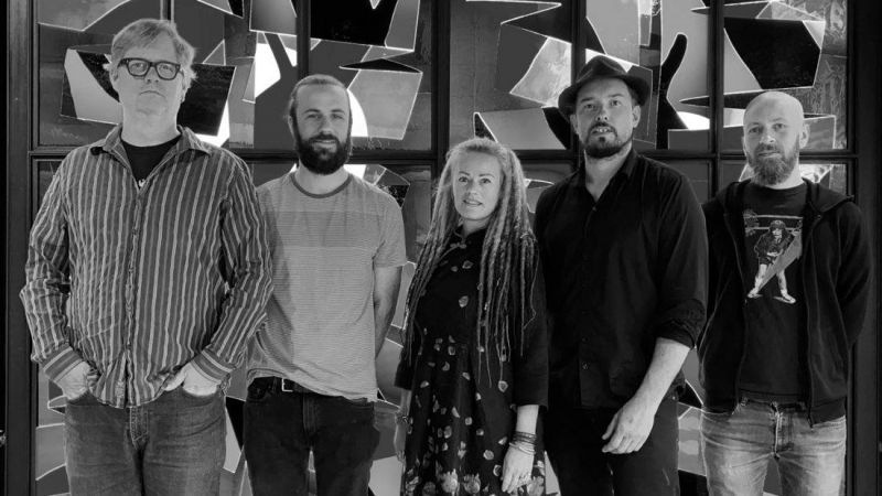 OSLO: <br>  Steinar Raknes & The Stillhouse Band