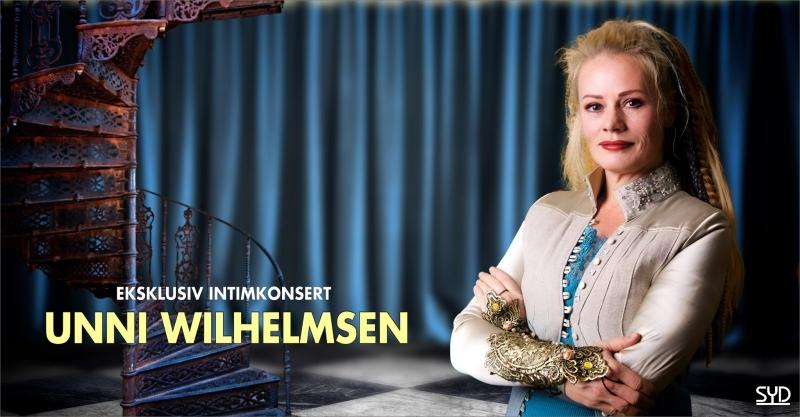 MOLDE: <br> Unni Wilhelmsen SOLO. UTSOLGT!