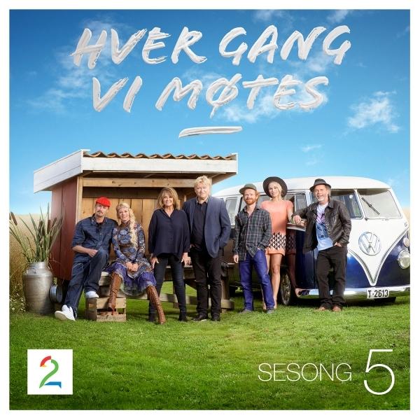TV2: 'HVER GANG VI MØTES': <br> Unni in TV-show