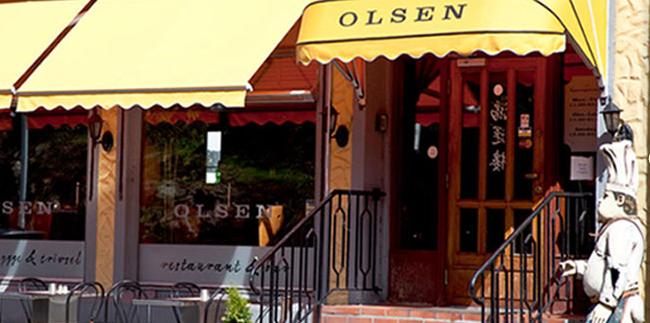 Olsen, Bryn, Oslo - Unni Wilhelmsen